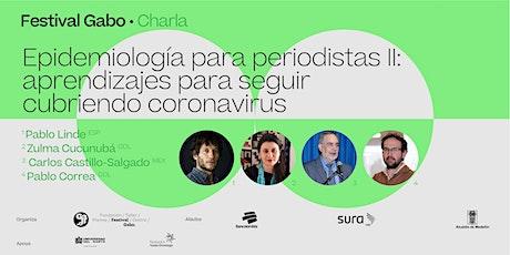Festival Gabo Nº 8: Aprendizajes para seguir cubriendo coronavirus entradas
