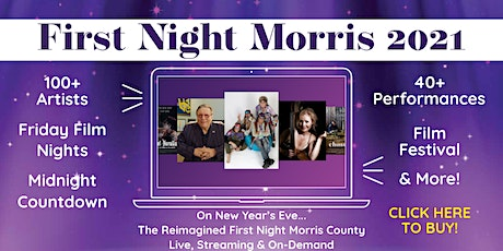 First Night Morris County 2021 tickets