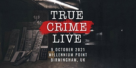True Crime Live tickets
