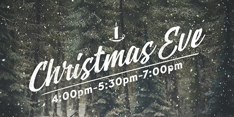 Christmas Eve Services 2020 tickets