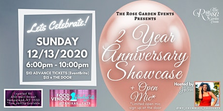 2 Year Anniversary Showcase tickets