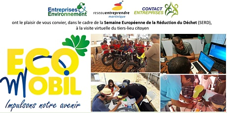Visite virtuelle de l'entreprise Eco Mobil billets