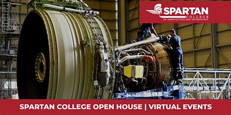 Spartan College - Los Angeles Area Campus Virtual Open House 12-17-20 tickets