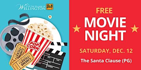 Free Movie Night – The Santa Clause (PG)