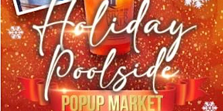 Tampa Riverwalk Holiday Poolside PopUp @ Sheraton Riverwalk ! tickets