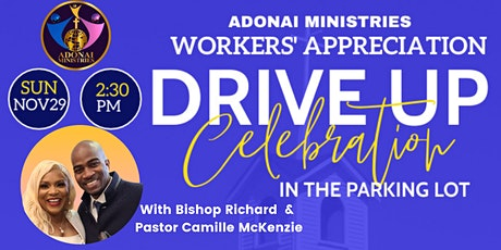 Drive Through Workers' Appreciation Celebration tickets
