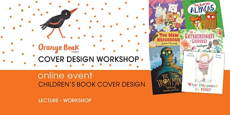 Orange Beak Picture Book Online Cover Design Workshop tickets