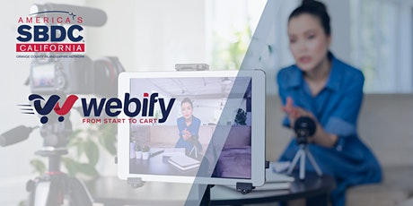 Webify - From Start to Cart - Course 2 tickets