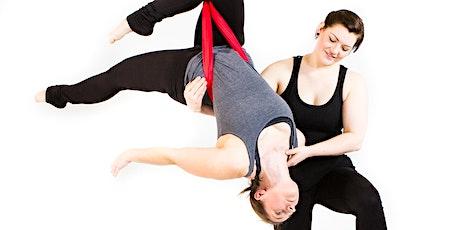 Aerial Sling Beginners Instructor Training Intensive