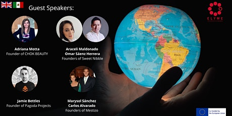 Celebrating International Stories from Successful Entrepreneurs tickets