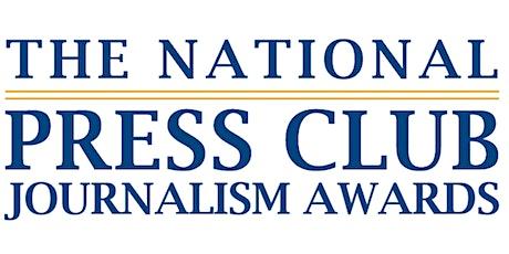 47th Annual NPC Journalism Awards tickets