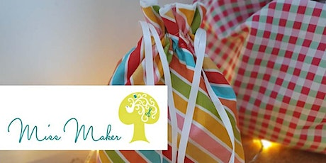 Re-Usable Wrapping - Gift Bag Sew-Along tickets