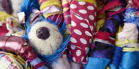 Workshop | Puppet Creation with Lexy Ho-Tai tickets