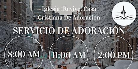 Iglesia ¡Revive! Casa Cristiana De Adoración entradas