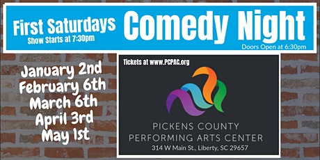 First Saturdays - Stand Up Comedy tickets