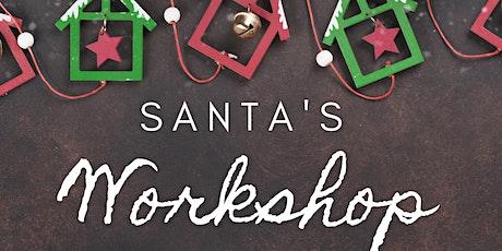 Santa's Workshop | Holiday Activity Kit Pick Up tickets