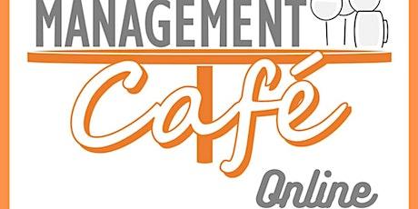 Management Café  - Se reconvertir : pas de côté, grand écart, ou culbute ? billets