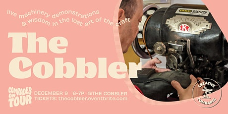 On Tour @ The Cobbler tickets