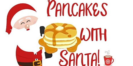 Pancakes with Santa on Dec. 11th tickets