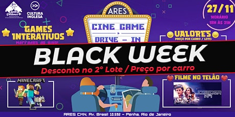 Cine Game Drive-in tickets