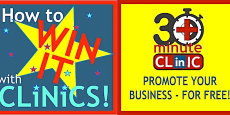 How to Win It with Clinics! tickets