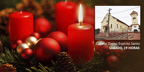 Missa, Sáb 28/11 19h - Capela Espírito Santo ingressos