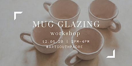Mug Glazing w/ Andres Aceves tickets