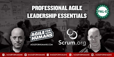 Professional Agile Leadership - Essentials (PAL-E) ONLINE Course (PAL I) tickets