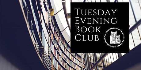 Monthly Adult Book Club tickets