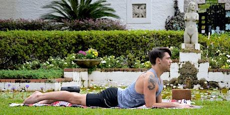 Easy Like Sunday Morning: Yoga in the Garden tickets