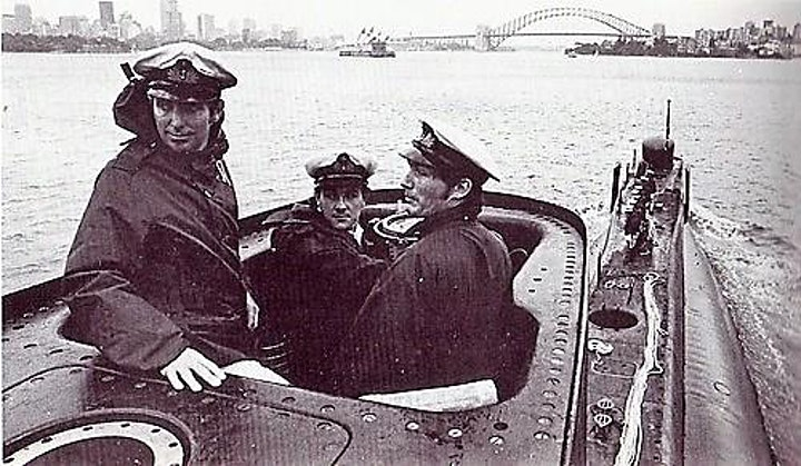 SUBMARINE ATTACK – A TALE OF SYDNEY image