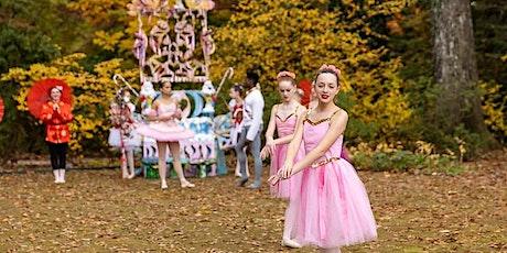 Children's Ballet Theater Nutcracker Botanic Gardens Holiday Wonders Lights tickets