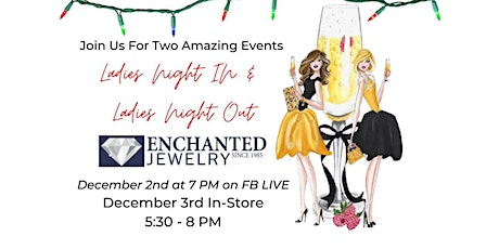 Ladies Night Out at Enchanted Jewelry tickets