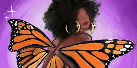 Metamorphosis Paint & Sip (In-Studio or Virtual) tickets