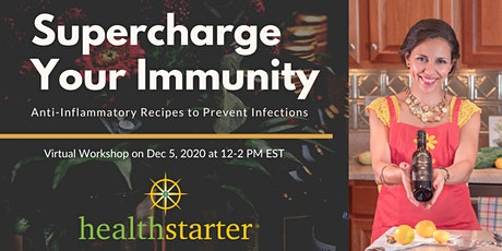 Supercharge Your Immunity: Anti-Inflammatory Recipes to Prevent Infections tickets