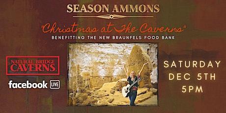 Season Ammons at Natural Bridge Caverns tickets