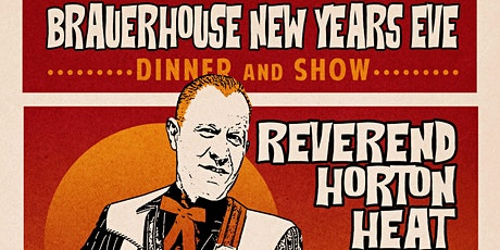 Get The F Outta Here 2020- A New Years Eve Affair W/ Reverend Horton Heat tickets