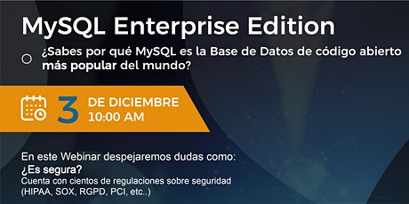 MySQL Interprise Edition