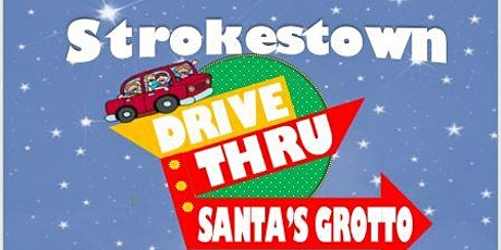 Strokestown Drive Thru Santa's Grotto tickets