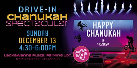 Drive-In Chanukah Spectacular tickets