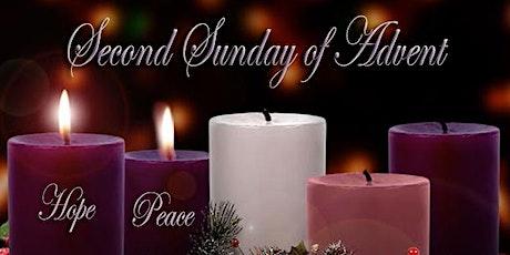 Second Sunday of Advent Celebration tickets