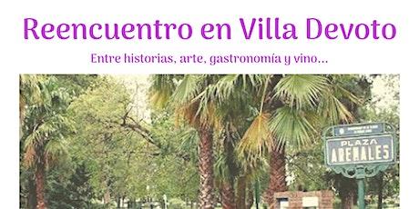 Reencuentro en Villa Devoto entradas