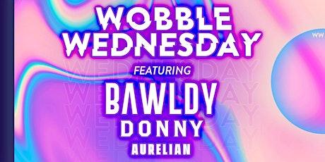 Wobble Wednesday tickets