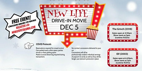 Drive-In Movie Night tickets