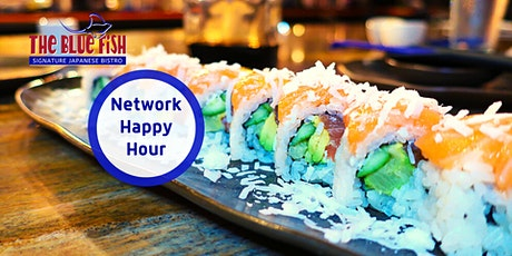 Network at The Blue Fish Boca in Mizner Park tickets