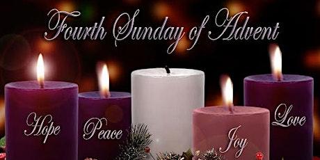 Fourth Sunday of Advent Celebration tickets