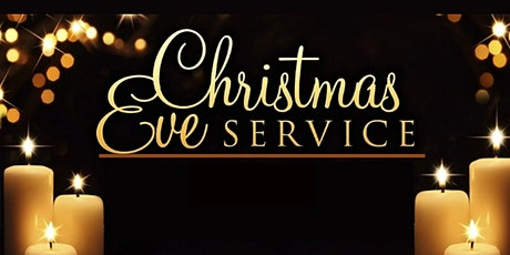 Christmas Eve Service of Carols, Communion, and Candles boletos