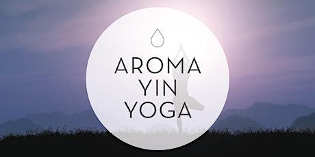 5 x Aroma Yin Yoga - live Online Kurs vom 7.12.2020-4.1.2021 Tickets