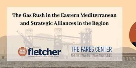 The Gas Rush in the Eastern Mediterranean tickets