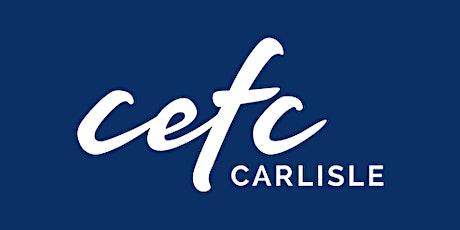 Carlisle Campus Sunday Services 12-6 (9:00 AM) tickets